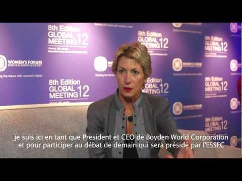 Women's Forum - CEO Champions - Trina Gordon - YouTube