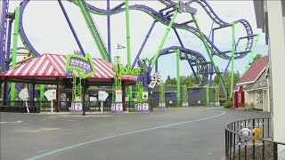 Six Flags Great America Unveils Reopening Plan; Management Says It Could Open Safely Today