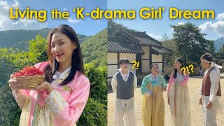 Becoming the 'Girl' in K-Dramas