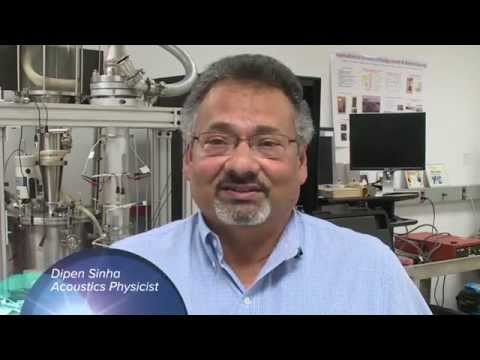 Science of Sound at Los Alamos National Laboratory