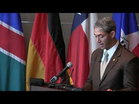 San Antonio Mayor Ron Nirenberg - Support for the Paris Agreement