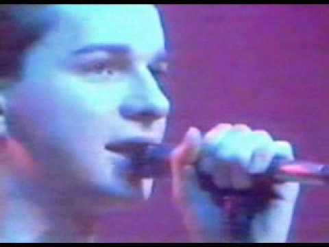 Depeche Mode - What's Your Name Live at Chichester, West Sussex, UK 03-12-1981 (part8)