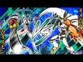 Digimon VS  Chaosmon Omegamon