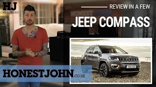 Car review in a few | 2018 Jeep Compass - navigating to crossover mediocrity