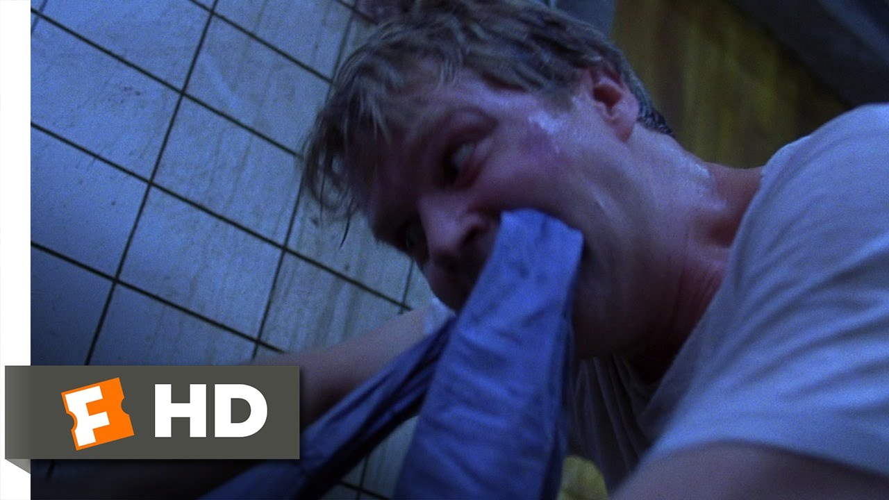 Saw (9/11) Movie CLIP - Lawrence Saws Off His Foot (2004) HD - YouTube