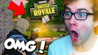 MY FIRST FORTNITE SOLO BR....LOTS OF ACTION! (Solo Fortnite Battle Royale #1)