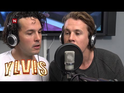 Ylvis - Improvised hidden radio at the dentist's office (Eng subs)