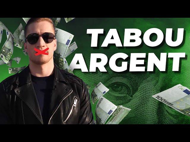 LE TABOU DE L'ARGENT EN FRANCE... 🤐