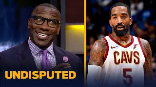I Like Jr Smith With Lakers, But I'm Not Sure He'll Be That Beneficial — Shannon | Nba | Undisputed