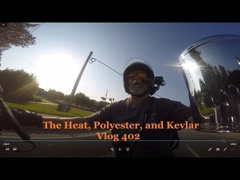 The Heat, Polyester, and Kevlar
