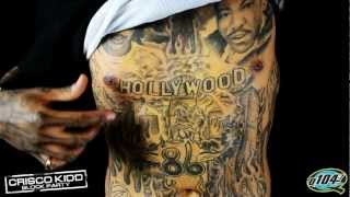 Kid Ink Tattoo Interview | Crisco Kidd EXCLUSIVE