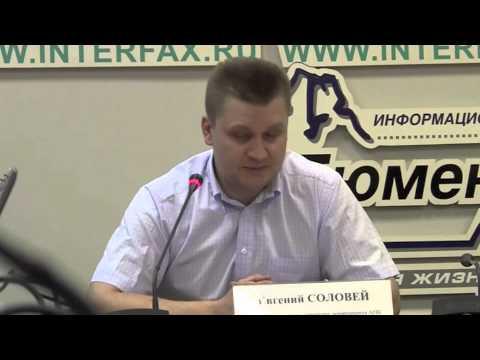 Евгений Соловей первый заместитель директора департамента АПК Тюменской области