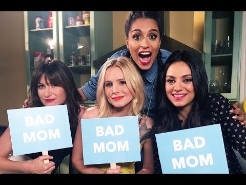 Are You a Bad Mom? ft. Mila Kunis, Kristen Bell & Kathryn Hahn | #GirlLove (Ep. 1)