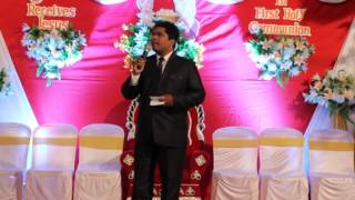 Communion Compere - Alistair & Ankita