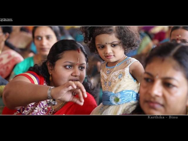 Karthika chechi weds Binu chettan