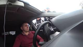 TruCam стрелка дал осечку г.Олешки /Цюрупинск / TruCam over speed