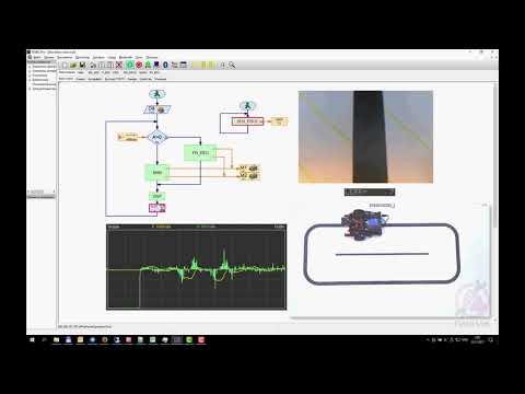 видео: Fischertechnik ROBO Pro - ПД-регулятор (Pass)