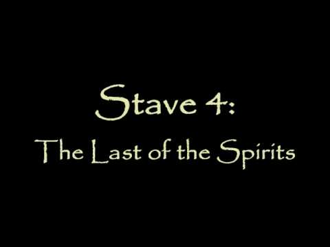 lets read a christmas carol stave 4 the last of the spirits