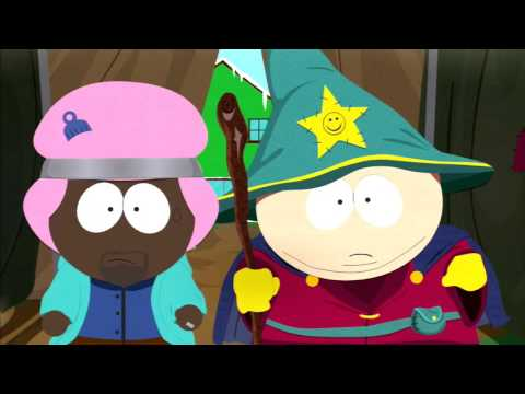 South Park: The Stick of Truth - massive tutorial glitches |