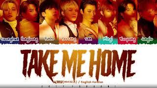 ATEEZ - 'TAKE ME HOME' Lyrics [Color Coded_Han_Rom_Eng]