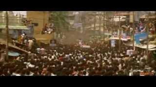 Kuppam chiru's visit in indra scene
