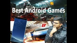 Top 5 Android Games in the World