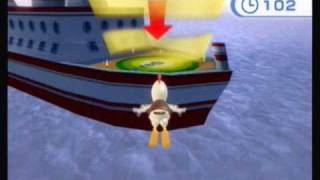 Wii fit plus - Birds Eye Bulls Eye
