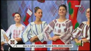 Eugenia Moise Niculae - Ce bine era odata (Seara buna, dragi romani! - ETNO TV - 08.12.2016)