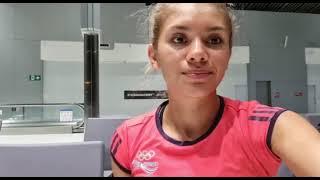 Noelia Vargas finalizó quinta en los 20 km marcha en la Copa Panamericana en Guayaquil, Ecuador