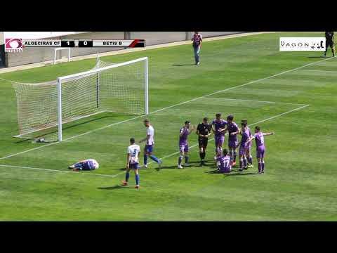 El Algeciras CF comienza la segunda fase con buen pie y derrota a un gran Betis B