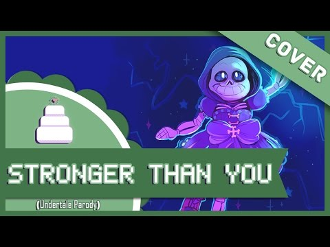 「Parody」Mega Stronger Than You ( Undertale )【Jayn】