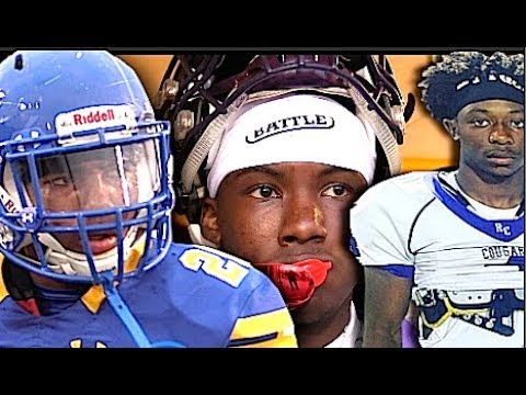 🔥🔥 Rancho Cucamonga v Bishop Amat : HSFB Cali | UTR HIghlight Mix HD