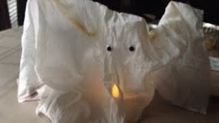 Make A Spooky Halloween Bottle Ghost - Diy Home - Guidecentral