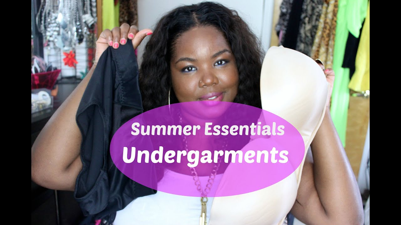 Summer Essentials Undergarments ( Plus Size Bras & Shapewear ...