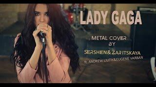 Download Lagu Lady Gaga - Bad Romance - full band metal cover by Sershen & Zaritskaya (2015) mp3
