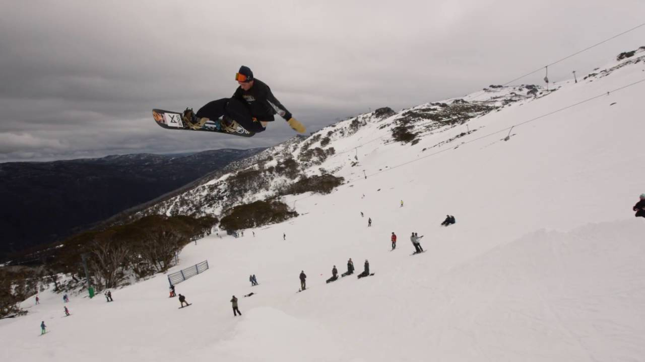 Thredbo celebrates 30yrs of Snowboarding in Australia