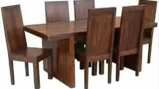 Dining Room Furniture, Home Furniture Indian Wooden Furniture Handicrafts
