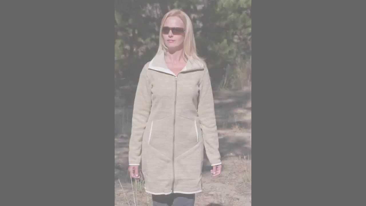 Patagonia Women S Full Zip Better Sweater Coat Youtube