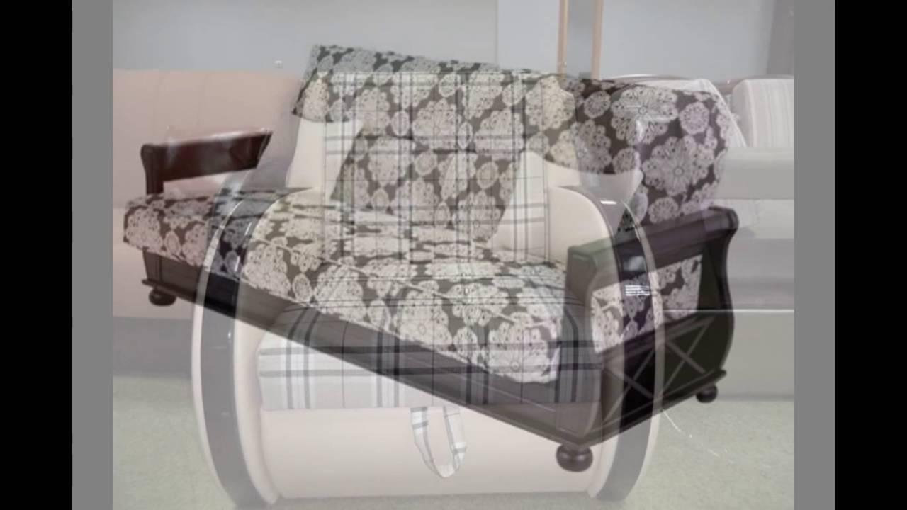 Икеа мебель кресло кровать - YouTube