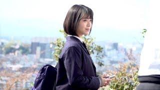 女優の浜辺美波が出演する定額制音楽配信サービス「LINE MUSIC...