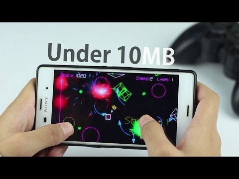Best Small Size Android Games 2017 With Download Size