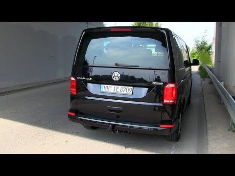 2018 VW Caravelle T6 2.0 TDI 4Motion (150 HP) Short Test Drive