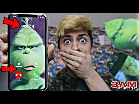 DO NOT ORDER THE GRINCH HAPPY MEAL AT 3AM!! *OMG HE CAME TO MY HOUSE*