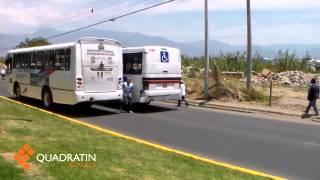 Bloquea CTM carretera para exigir concesiones para mototaxis