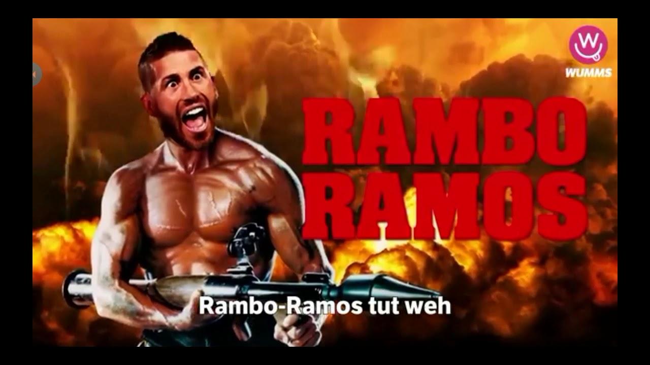 Youtube Ramos Song