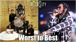 """Worst To Best - Offset """"father Of 4"""" Ranked"""