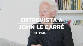 """Entrevista a JOHN LE CARRÉ: """"El BREXIT es la mayor IDIOTEZ perpetrada por el REINO UNIDO"""""""
