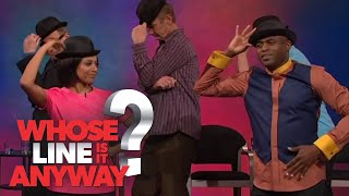 Singing Broadway Songs With a 'Vampire Diaries' Star | Whose Line Is It Anyway?