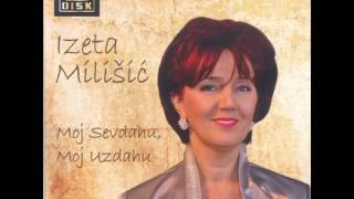 Izeta Milisic - Crven fesic nano - (Audio 2012)