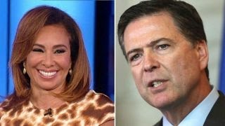 Judge Jeanine: I\'ve \'lost all respect\' for the FBI director